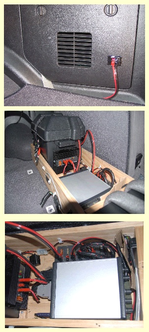 Power Supply and Navigator